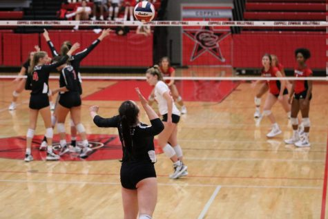 Coppell falls to Marcus after dropping first two sets