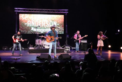 Texas two step: Country artists take stage at city's music festival