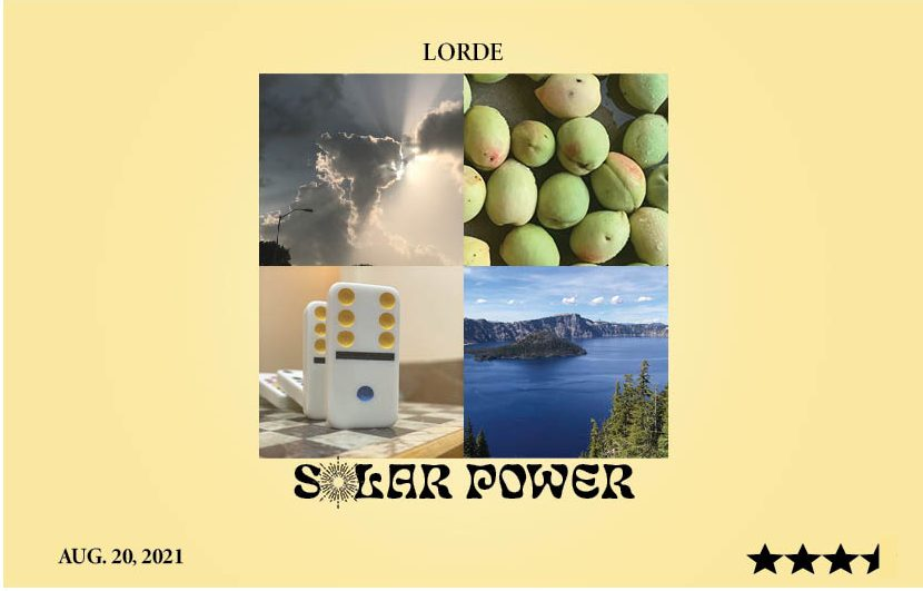 Lorde released her third full album, Solar Power, on Aug. 20. The Sidekick executive news editor Akhila Gunturu thinks the album is impressive lyrically but fails to make an everlasting impact.
