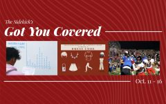 Got You Covered is a Sidekick series detailing five events happening at Coppell High School the following week. It will be posted every Monday for the rest of the 2021-22 school year.