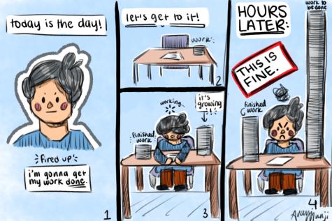 Never-ending homework