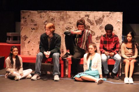 """Theater dabbling in new genre with """"Trap"""""""